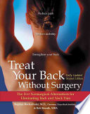 Treat Your Back Without Surgery Book