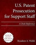 U.s. Patent Prosecution for Support Staff
