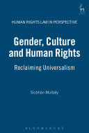 Gender  Culture and Human Rights