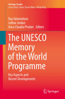 The UNESCO Memory of the World Programme