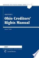 Anderson's Ohio Creditor's Rights Manual