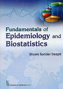 Fundamentals of Epidemiology and Biostatistics Book