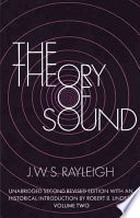 The Theory of Sound PDF
