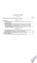 Review Of Report Of The President S Commission On Budget Concepts
