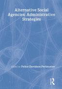 Alternative Social Agencies