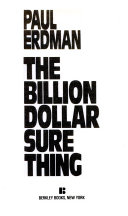 The Billion Dollar Sure Thing Book