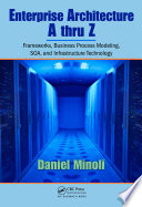 Enterprise Architecture A to Z Book
