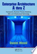 Enterprise Architecture A to Z