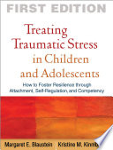 Cover of Treating Traumatic Stress in Children and Adolescents