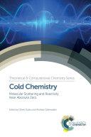 Pdf Cold Chemistry
