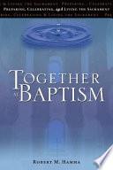 Together at Baptism