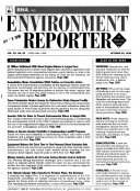 Environment Reporter Book PDF