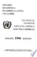 Anuario estadístico de América Latina y el Caribe