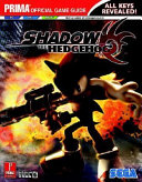 Shadow the Hedgehog Book PDF