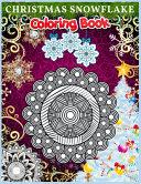 Christmas Snowflake Coloring Book