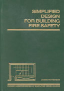 Pdf Simplified Design for Building Fire Safety