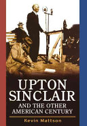 Pdf Upton Sinclair and the Other American Century