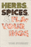 Herbs  Spices   Flavourings