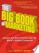 The Big Book Of Marketing Book PDF