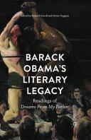 Barack Obama s Literary Legacy