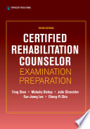 Certified Rehabilitation Counselor Examination Preparation  Third Edition