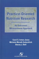 Practice-oriented Nutrition Research