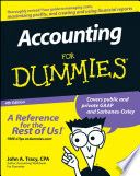 List of Dummies Accounting E-book