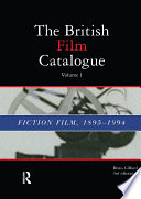 """British Film Catalogue: Two Volume Set The Fiction Film/The Non-Fiction Film"" by Denis Gifford"