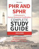 PHR / SPHR Professional in Human Resources Certification Kit