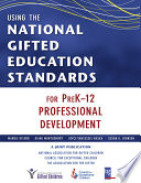 Using The National Gifted Education Standards For Prek 12 Professional Development