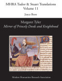 Margaret Tyler   Mirror of Princely Deeds and Knighthood