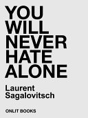You will never hate alone ebook