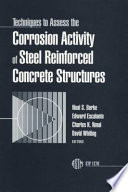 Techniques To Assess The Corrosion Activity Of Steel Reinforced Concrete Structures