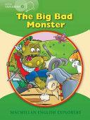 Books - Explorers A:Bad Monster Big Bk | ISBN 9781405061155