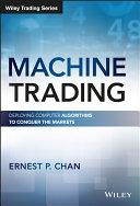 Machine Trading Pdf/ePub eBook