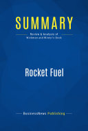 Summary: Rocket Fuel