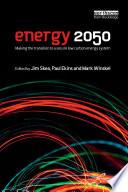 Energy 2050