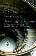 Defending the Axioms