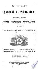 Wisconsin Journal of Education Pdf/ePub eBook