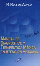 Manual de diagnóstico y terapéutica médica en atención primaria