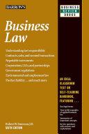 Pdf Business Law