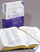 The Scofield® Study Bible III