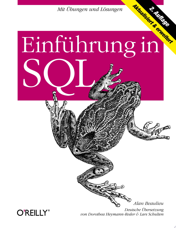 Einf  hrung in SQL