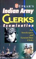 Clerk'S Exam. (Storekeeper & General Duty)