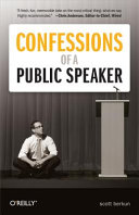 Confessions of a Public Speaker Book