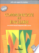 Communicate Eng  8 Book