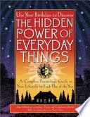The Hidden Power of Everyday Things Pdf/ePub eBook