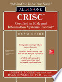 CRISC Certified in Risk and Information Systems Control All in One Exam Guide Book