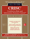 Pdf CRISC Certified in Risk and Information Systems Control All-in-One Exam Guide Telecharger