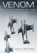 Venom, De Havilland Venom and Sea Venom